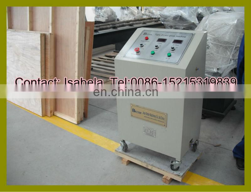 Insulating glass machine/Insulating glass machinery/Insulated glass making machine/ Insulating glass gas filler machine (ZCJ02)
