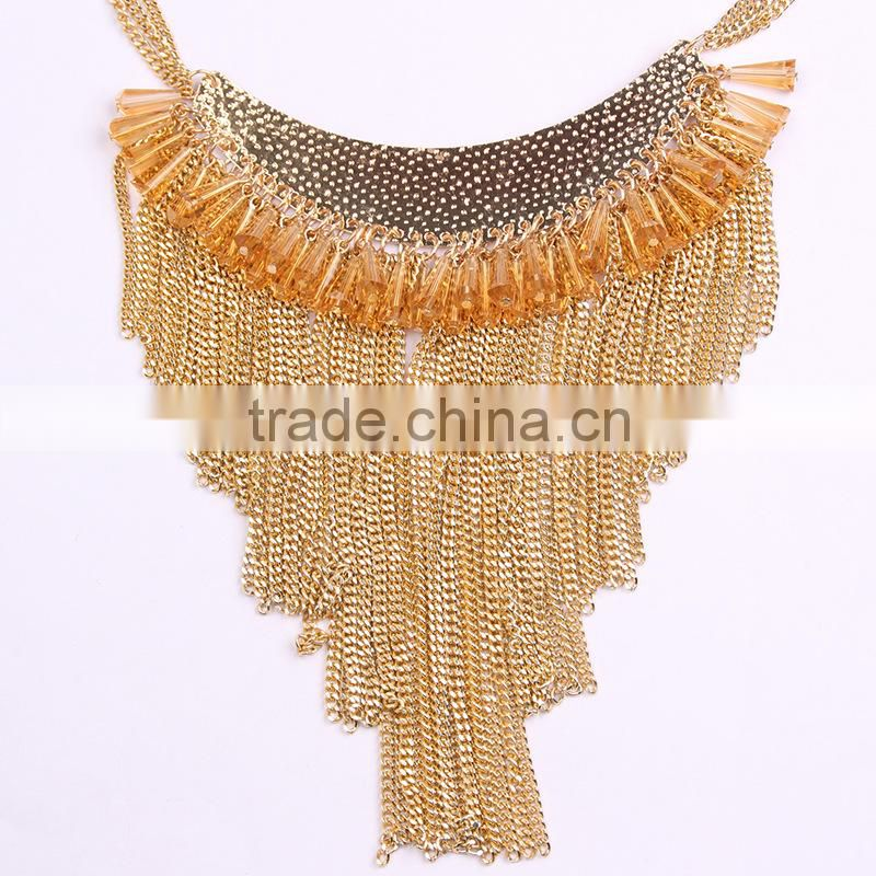 Trendy statement jewelry lady choker alibaba in spanish