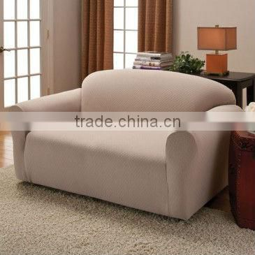 stretch suede super size sofa cover
