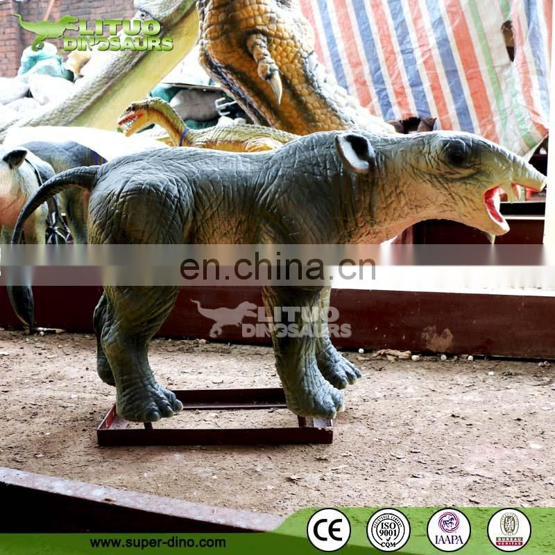 Outdoor Indoor Decoration Wildlife Animals Moeritherium Animatronics