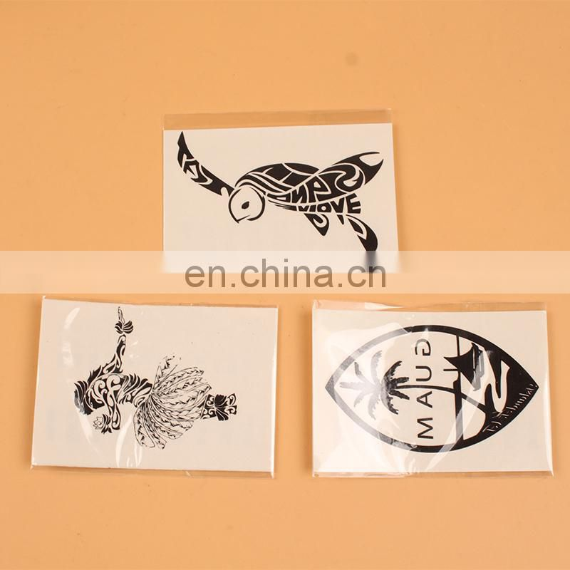 BSCI Water Transfer High Quality Temporary Small Tattoo for Kids