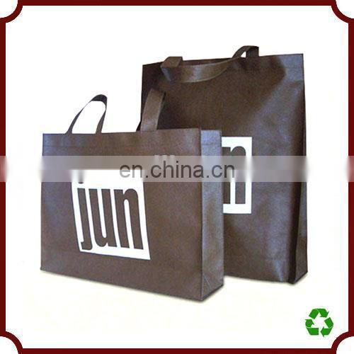 Designer low price nature eco non woven bag murah