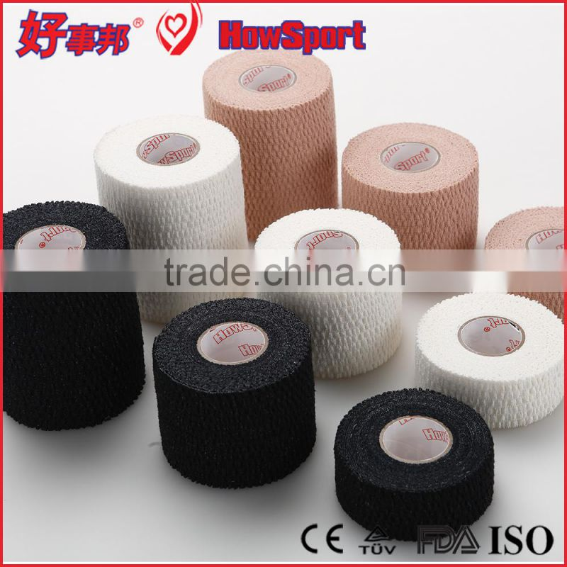 Shanghai Sport Breathable Light Adhesive Waterproof Soft And Comfortable Fisioterapia Skin Color Surgical Tape