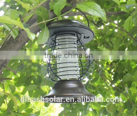 Solar LED anti mosquito insect Killer Lamp mosquito killer lamp