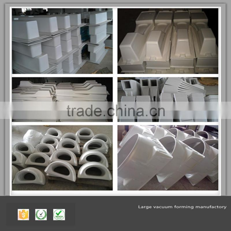vacuum forming plastic food storage container