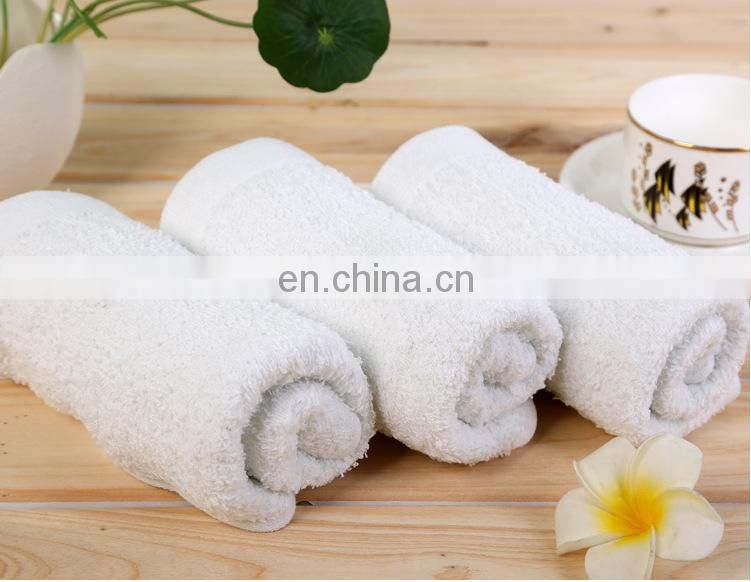 Hot sale China suppliers 100% cotton soft white bath towel