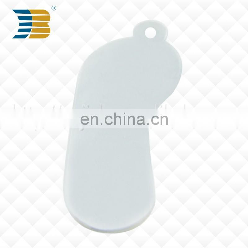 Cheap wholesale simple design custom shaped charms pendant