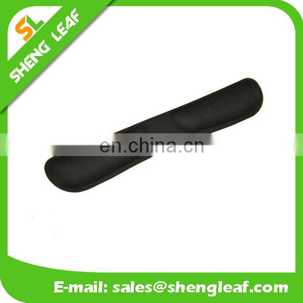 hot sale long customized mouse pad with foam matrial hand rest