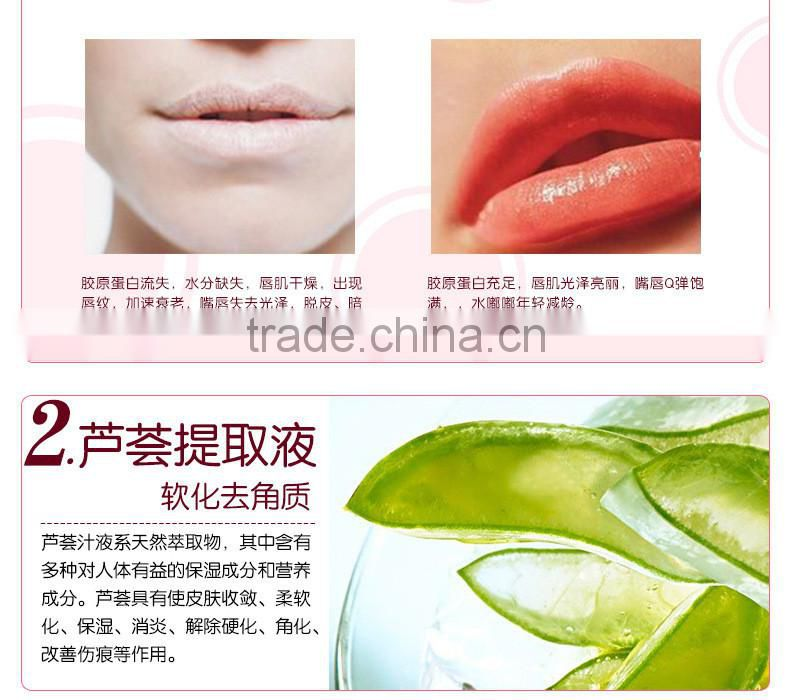 New Version Pilaten Collagen Crystal Moisturizing Lip Mask, Hydrating Anti-Drying Lip Mask for Women's Sexy Lips