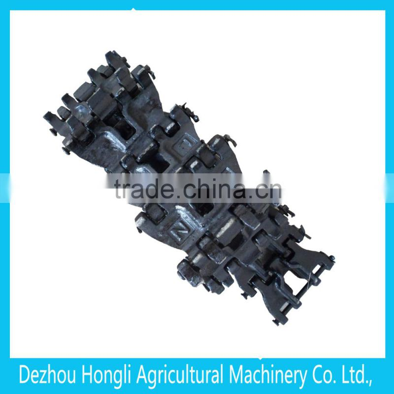 farm machine accessories, farm machine parts, crawler chassis, track, tractor track, All kinds of crwarler