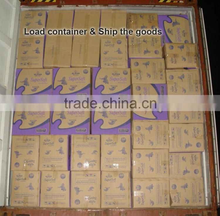 OEM sleepy baby diaper/hot sale baby products/free sample disposable wholesale diaper distributors