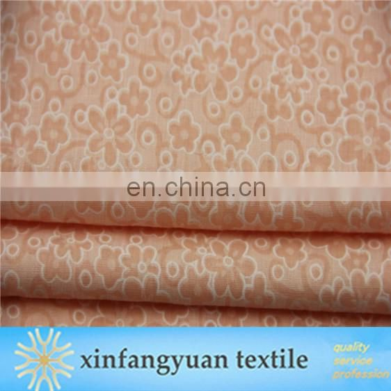 XFY fashion 80 polyester 20 cotton fabric