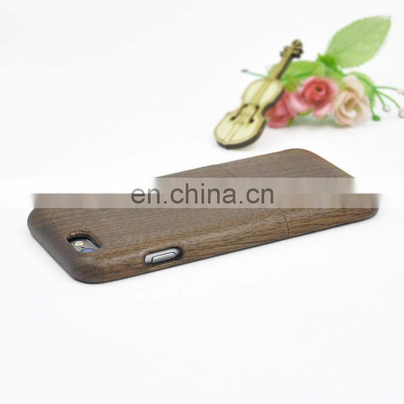 Custom High Quality Wood for iPhone 6 Case Cover