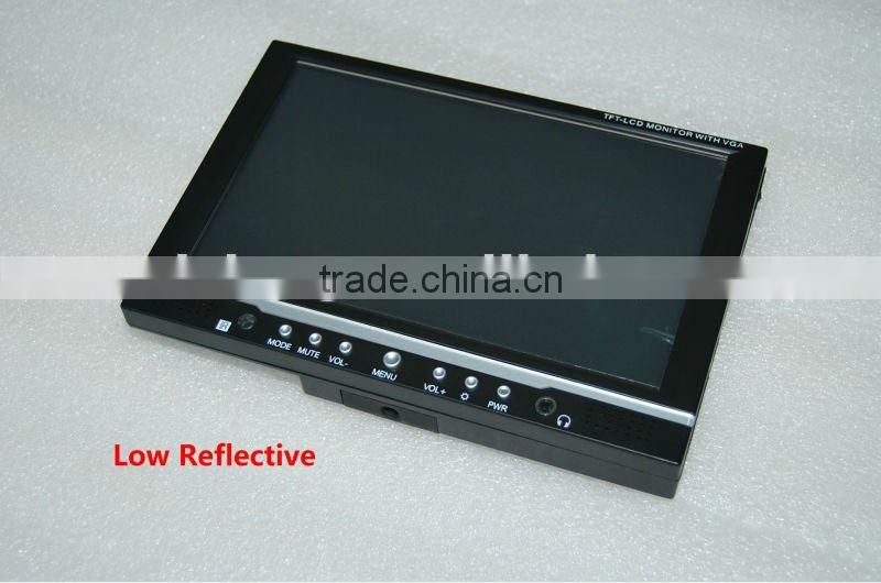 2012 Wholesale !TFT-LCD CAR TOUCH MONITOR 7 With Bluetooth ,Rearview ,USB , Player ,Headrest ,TV Function