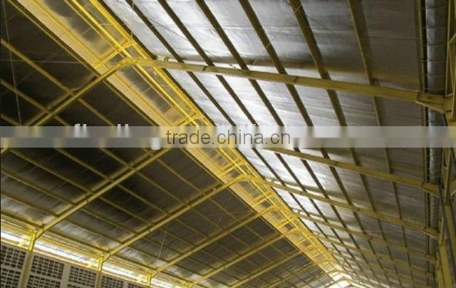 foil scrim kraft insulation chinese contractors as building material
