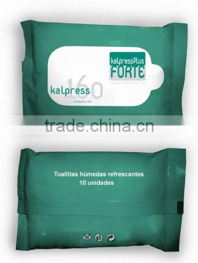 good quality medical skin wet wipes