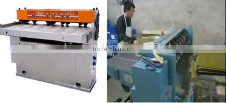 Gang slitter machine/Tinplate Metal Roll Cutting Machine
