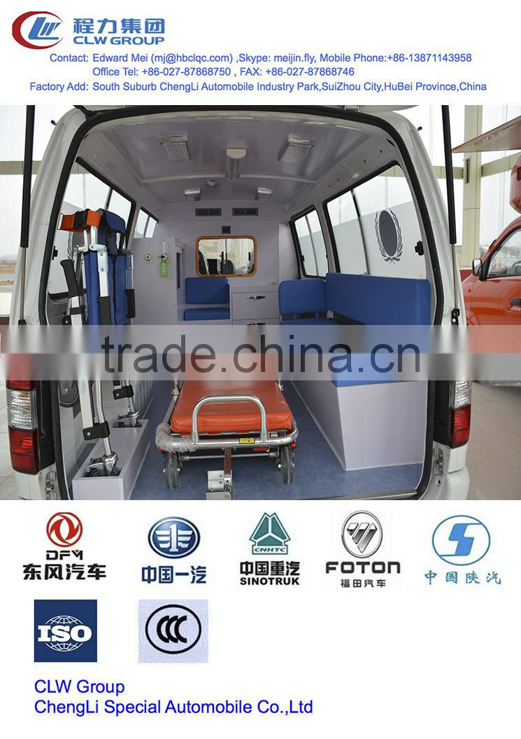 iveco motorcycle ambulance