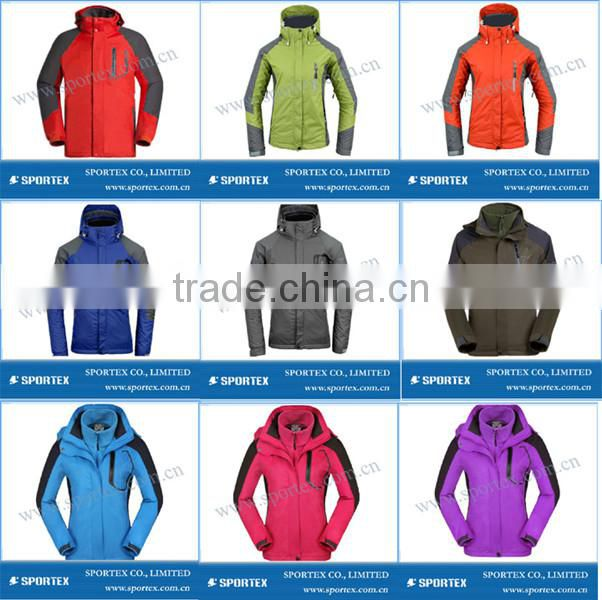 2014 New OEM cheap ski jacket for men, mens hot skiing jacket 2014,new design mens ski gear