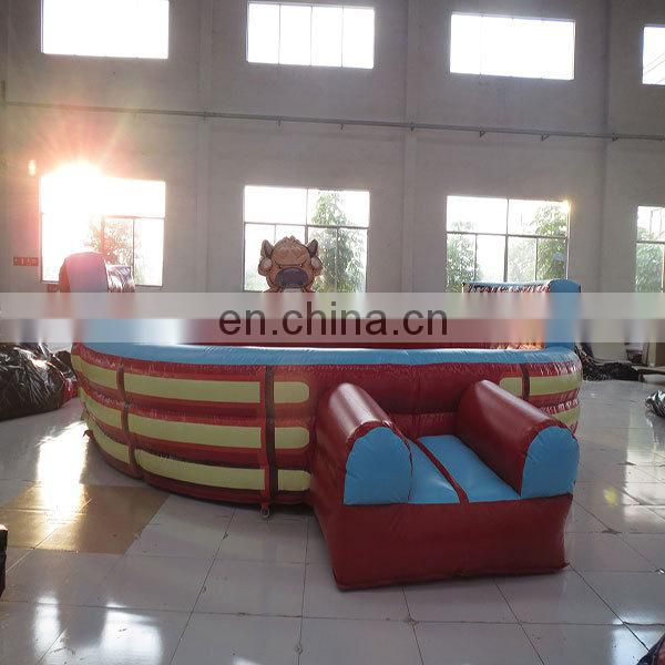 2015 best selling hard-wearing quality exciting inflatable professional trampoline for commercial use