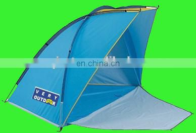 2017 newest portable pop up beach tent with custom logo