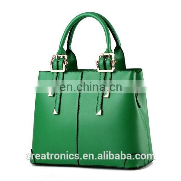 CR alibaba europe lady fashion brand handbag elegent women leather bag