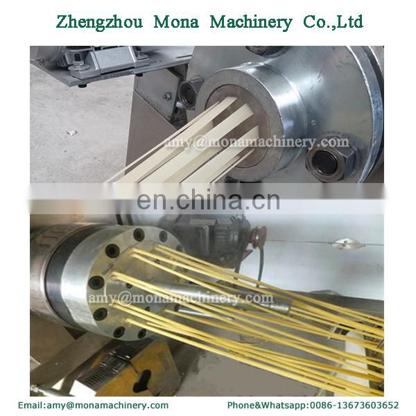 Fresh pasta machine / Corn noddle machine / Pasta macaroni machine
