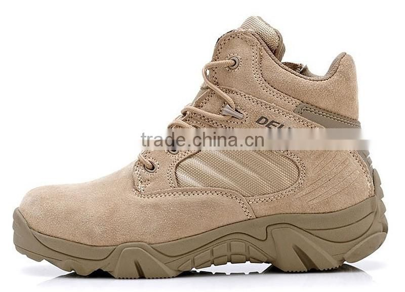 High-quality Autumn Winter Military Tactical Boots Desert Combat Boots Outdoor delta tactical Army Boots