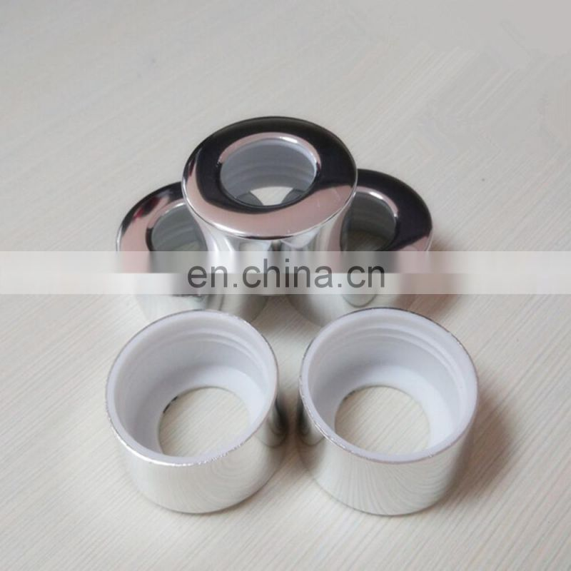 New design 24/410 28/410 cosmetic aluminium metal screw cap