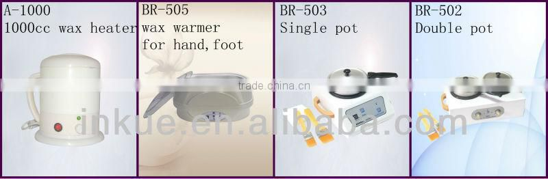 A-1000 CE/ISO9001 digital paraffin body moisture machine wax heater/ melter wax kit