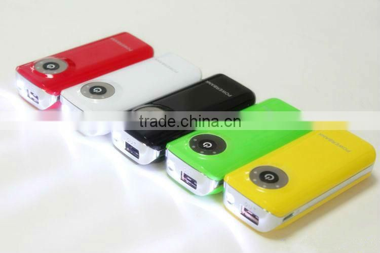 5600mah emergency backup battery charger for iphone,ipad,ipod ,all 5V/9V/12V digital product
