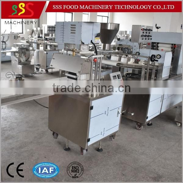 SGS Supplier Bread production line Meat Floss Buns Tiger Baton Bloomer Whole Wheat Toast making machine