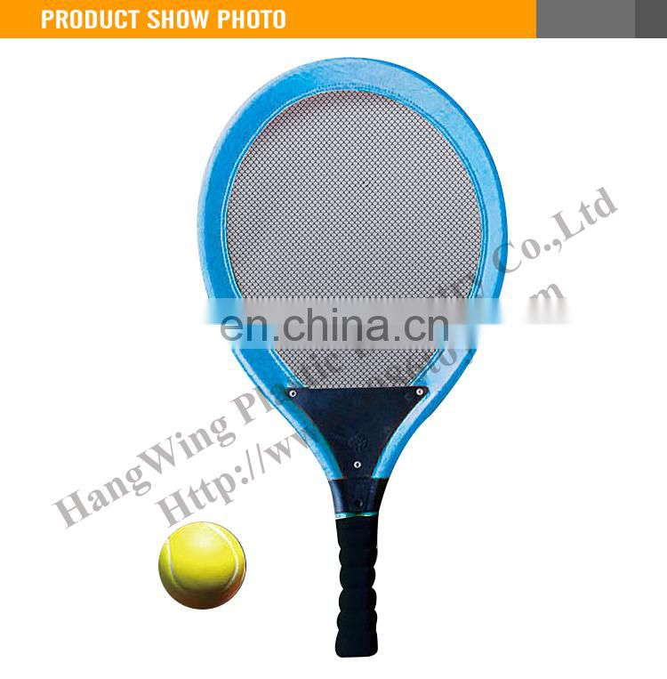 Wholesale children outdoor sport set tennis racket toy