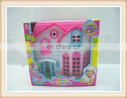 kids hot sale new 3d model luxury prefab villa house toy