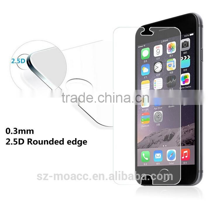 Wholesale Tempered Glass Screen Protector for iphone 6 and 6 plus