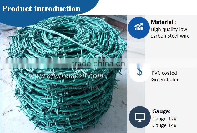 Barbed wire price per roll barbed wire weight per meter(Guangzhou ...