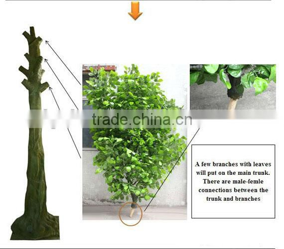 artificial banyan tree decoration high simulation artificial tree