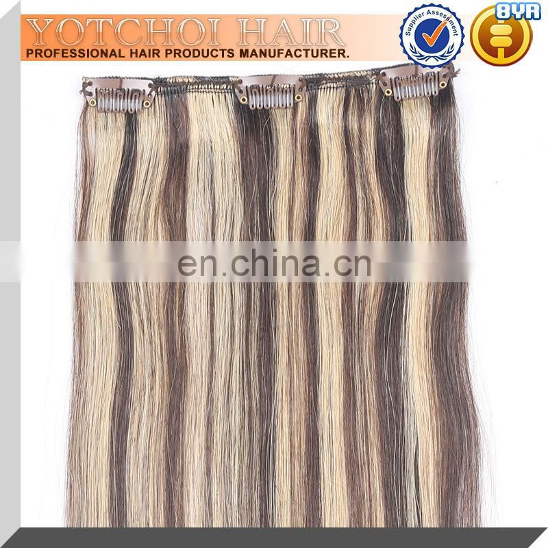 Unprocessed 6A grade All color and style 100% royal remi hair extension