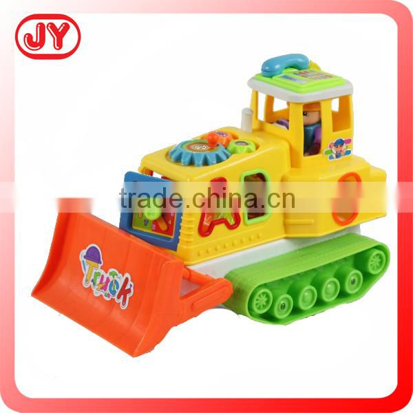 New design plastic diy deformation robot toy for kids