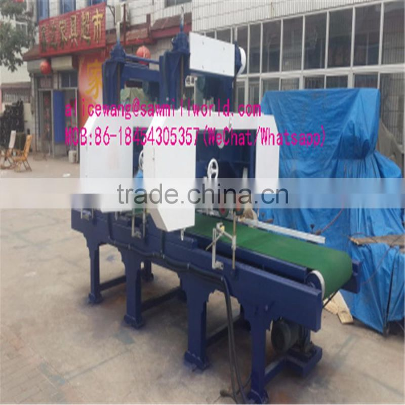 Shandong Shuanghuan Electric /diesel Multiple heads band sawmills