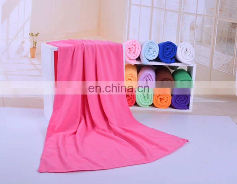 Wholesale Excellent Absorption custom microfiber swimming towel