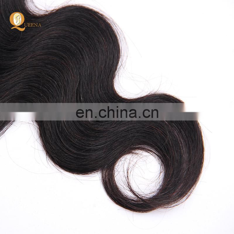 Size 4x4 free part two parts and three parts human hair lace closure