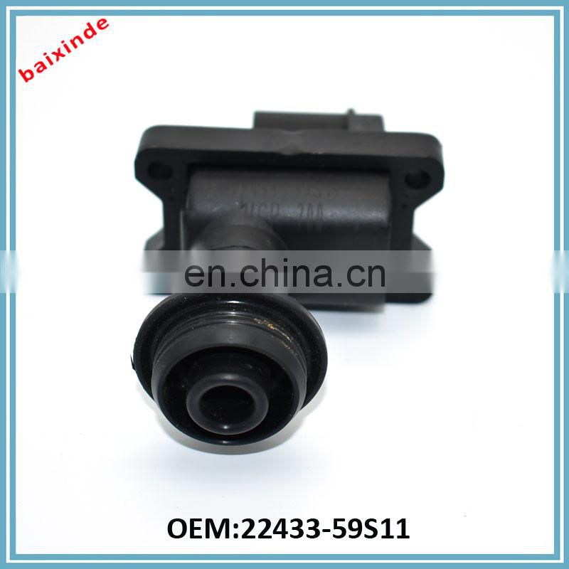 Ignition Coils OEM 22433-59S11 for c856 NISSANs Pulsar NX 1987 1.6 1988-1989 1.8 UF-259 IC265 Auto Motorcycle Ignition Coil