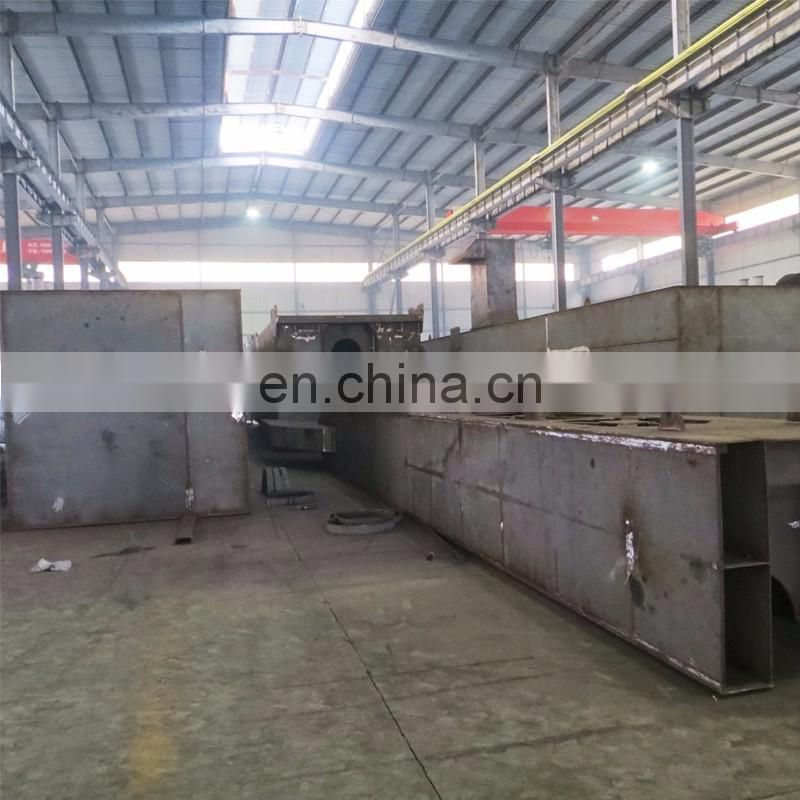 1100m3 Small River Dredging Machine Cutter Suction Dredger for sand dredging