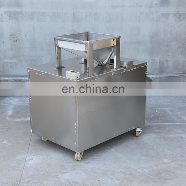 Peanut apricot kernel nut kernel chipper slicer machine