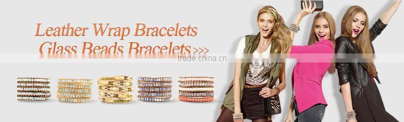 Trending Hot Products Bio Magnetic Leather Bracelet Dropship Suppliers