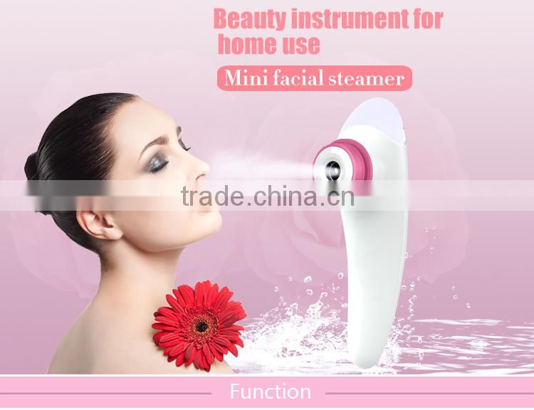 Best selling home health products hair steamer for home use portable ipl beauty care machine