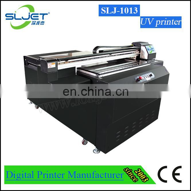 SLjET digital uv flatbed printer for bottle cup mug printer price