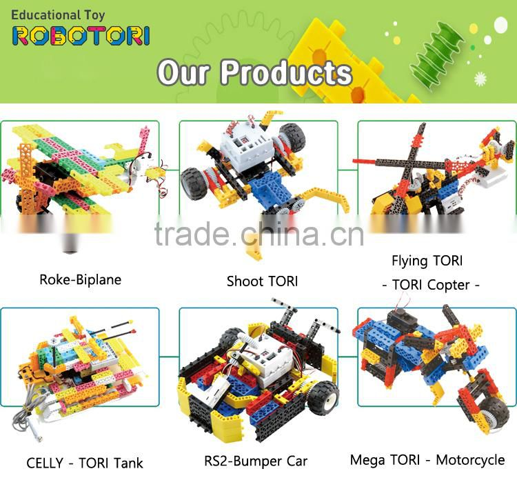 High Quality Educational Building Block Toys For Kid ( Coding / Creative ) Robot Assemble Kit Kid Toy
