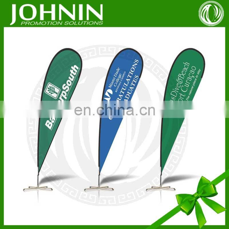 hot sale printing custom adversiting banner outdoor flags